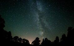 Netikėtas galaktikų judėjimas