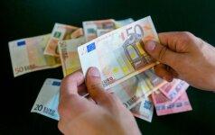 Būsto rinkoje mažėja sandorių nuosavomis lėšomis