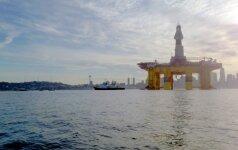 Venesuelos ministras: naftos kainos gali smukti iki žemiau nei 20 dolerių už barelį