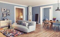 Sofa – kaip išsirinkti tinkamiausią šio baldo spalvą?