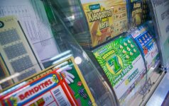 Ieškomi du didžiulio loterijos prizo laimėtojai