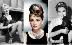 Seksualiausių visų laikų moterų grožio paslaptys FOTO