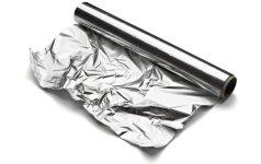Naudingi ir netikėti aliuminio folijos panaudojimo būdai 2 dalis
