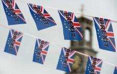 """Europos šalių lyderiai šeštadienį svarstys ES ateitį po """"Brexit"""" sukrėtimo"""