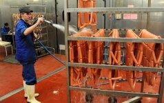 Lenkijoje pasigedo tūkstančių apkrėstų kiaulių, neatmetama, kad jų mėsą galėjo parduoti