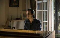 Nick Cave, kadras iš filmo Gražiosios Aranchueso dienos