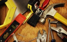 Darau pats: 6 kūrybiški būdai, kaip išvengti brangaus remonto