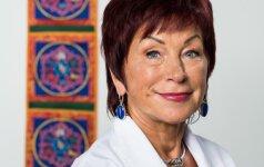 Kinų medicinos gydytoja L.Vingilienė: padėti sau būti sveikiems galima – tereikia domėtis
