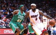 NBA čempionų titulą ginančių Majamio krepšininkų 30-a pergalė