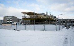 Įsigaliojo naujos taisyklės: statant bet kokio dydžio pastatą reikalingas leidimas