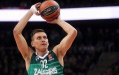 E. Ulanovas: komandos nurašymas prieš sezoną užgavo mūsų ambicijas