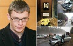 Pagaliau teisingumas triumfavo: nutarė įkalinti per baisią avariją 18-metį užmušusį vairuotoją