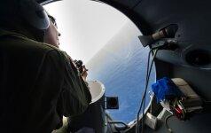 """Užfiksuotas dingusio """"EgyptAir"""" lėktuvo siųstuvo signalas"""