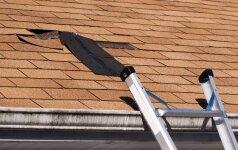 Kaip surasti plyšius stoge ir juos užtaisyti