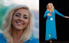 Andrė AMIYA Pabarčiūtė: kaip keičiasi moters pasaulis susilaukus kūdikio