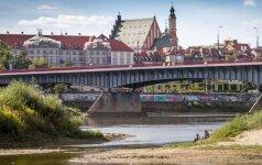 10 įdomių faktų apie Varšuvą