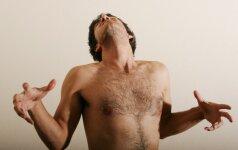 Ejakuliacijos problema, kurią nutyli dauguma vyrų