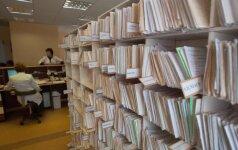 Reikšmingos permainos sveikatos srityje: laiką švaistančio popierizmo kitais metais nebeliks