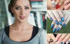 Nagų grožio tendencijos: kokios spalvos madingiausios ir kaip išsaugoti sveikus nagus