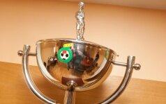 Ištraukti LFF taurės turnyro pusfinalio burtai