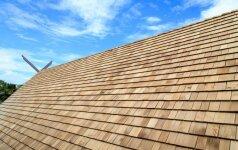 Skiedriniai ir gontų stogai – kas tai ir kuo jie naudingi?