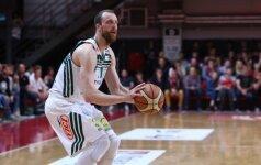 LNK: A. Milaknis išvyksta į NBA klubo peržiūrą