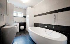 Konkursas Inovatyvus vonios kambarys: balsuokite už geriausius