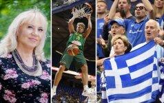 """""""Du prieš du"""": neparanki Graikija ir astrologės Lolitos prognozė Lietuvai"""