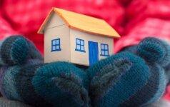 Kaip pasyviajame name panaudoti sprendimai keičia sąskaitas už šildymą