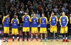 Rusų sprendimas: keturi klubai pasirinko ULEB Europos taurę