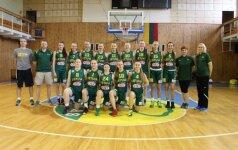 Lietuvos 18-metės svečiuose pralaimėjo Latvijos bendraamžių rinktinei