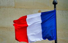 Prancūzijos BVP pirmąjį ketvirtį išaugo daugiau nei skelbta anksčiau ir daugiau nei prognozuota