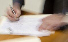 Gyventojai nelinkę atsisakyti popierinių liudijimų