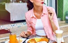 Prancūzių lieknumo paslaptys: kaip nestorėti valgant sūrį, šokoladą ir žąsų kepenėles