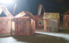 Dėl pažeidimų apribota kredito unijos veikla