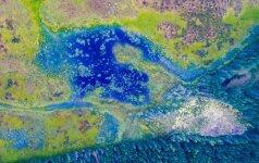 Lietuvos gamtos deimantas iš paukščio skrydžio: vieta, kurią tikrai verta aplankyti