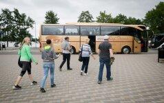 Trakai kitąmet turės naują autobusų stotį