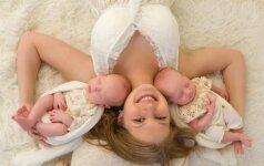 Atvirai apie motinystę: ji apnuogina ir pačius geriausius, ir bjauriausius moters bruožus