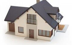 Architektas pataria: ar name iki 80 kv.m. galime gyventi patogiai? (2 dalis)