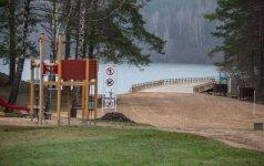 Žaliųjų ežerų poilsiavietė