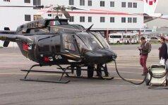 Meksike bus galima naudotis sraigtasparnio taksi paslauga