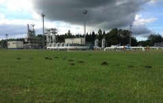 Incukalns underground gas storage site