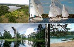 Top 10 unikalių Lietuvos ežerų, kuriuos privalote aplankyti