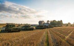 Į Lietuvą atvyksta apie 200 Norvegijos karių