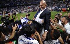 Madrido Real triumfas