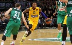 FIBA nusprendė žingsnių taisyklę prilyginti NBA praktikai