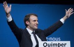 Prancūzijos vyriausybė uždraus naftos ir dujų žvalgymą