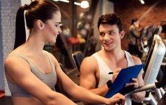 Trenerio patarimai: kaip po žiemos miego pradėti sportuoti
