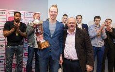 Geriausias NKL žaidėjas – jaunasis L. Birutis, finalo MVP – G. Matulis