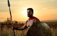 5 pamokos, kurių šiuolaikiniam vyrui verta pasimokyti iš Spartos karių